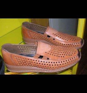 Туфли мужские Riker