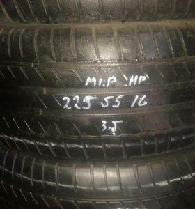 Б/у шины R16
