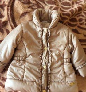 Куртка .демисезонная