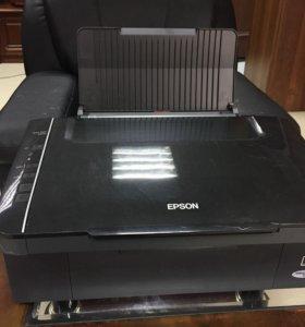 Мфу Epson Stylus TX117