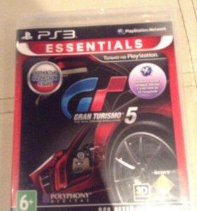 Gran Turismo 5 на PS3