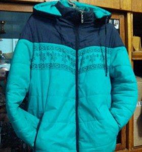 Зимний костюм (куртка+штаны)