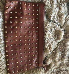 Клатч сумка женская