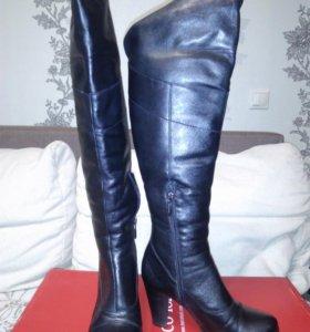 Сапоги зимние Münz-Shoes