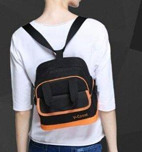 Сумка-рюкзак для контейнеров с едой