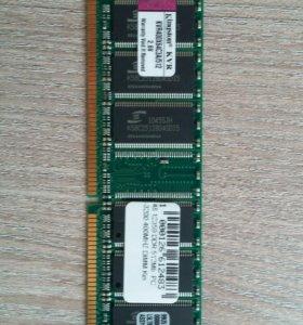 Оперативная память DDR Kingston