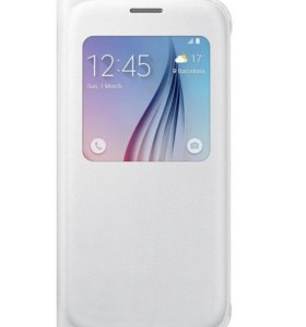 S view cover чехол Galaxy S6