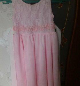 Платье для девочки 7лет