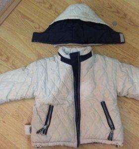 Куртка 100-110