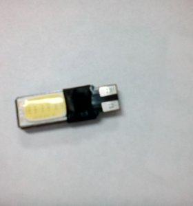 Светодиодная лампочка в габарит т10