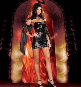 Костюм на Хэллоуин Angel of darkness