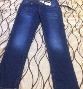 джинсы для больших дам