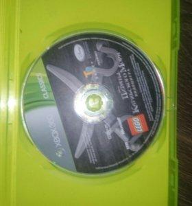 Игры на дисках Xbox 360