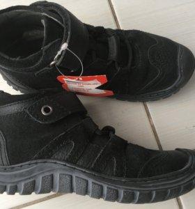 Ботинки новые BUGGY