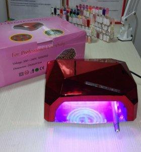 CCFL+LED 36 вт лампы для ногтей новые