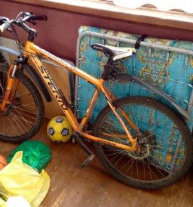 Велосипед скоростник stern