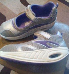 Спортивные кроссовки 38-39 рр