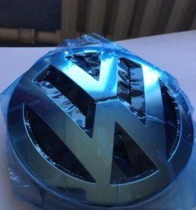 """Эмблема (логотип) """"VW"""" передняя"""