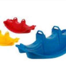 Новая качалка для 1-2-3 детей