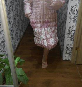 Куртка зимняя для беременяшек!