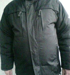 Куртка-пуховик р.54-56