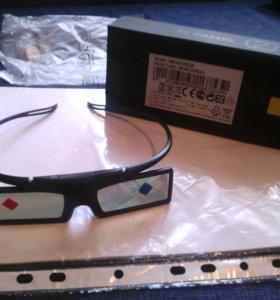 Очки 3D samsung.