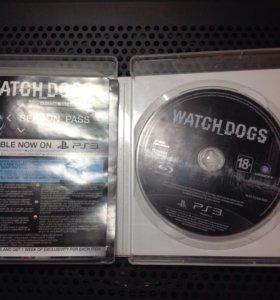 Продают игры Watch_dogs и Supremacy MMA