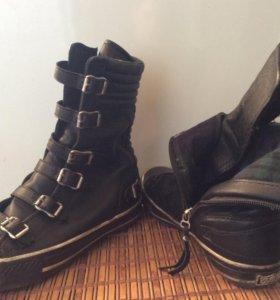 Ботинки ash