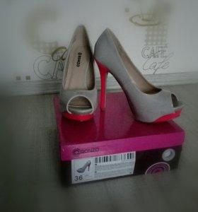 Женские туфли новые (не б\у)