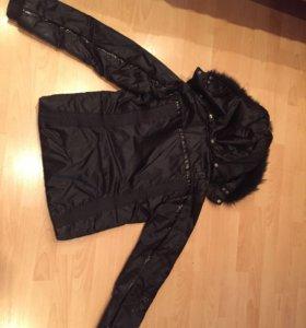 Куртка женская горнолыжная Glissade 44 бу