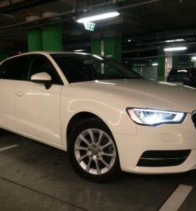 Автомобиль Ауди А3