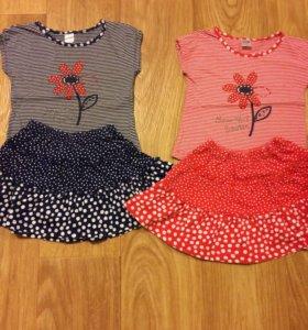 Одежда для девочек р. 98-104