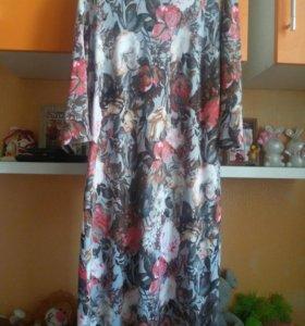 Платье женское, р 46-48