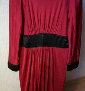Платье BGN шелк