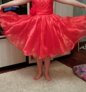 Продается пышное платье!