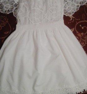 Продам ажурное платье.