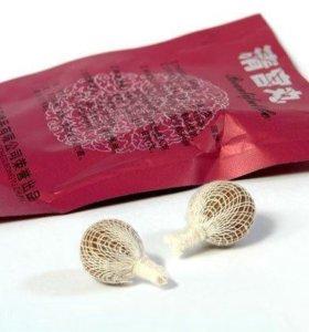 Китайские лечебные травяные тампоны