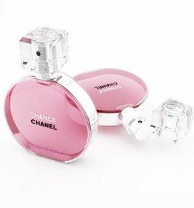 Шанель тендер розовые
