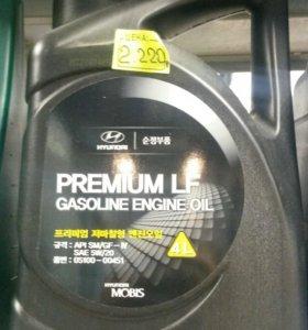 Оригинальное масло premium lf 05100-00451