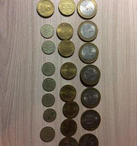 Монеты и купюры(продажа и обмен)