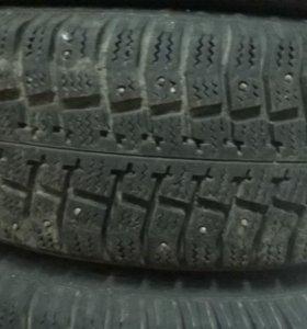 Колёса в сборе шипованные 185/65 R15