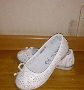 Нарядные новые туфельки