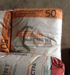 Цемент марки 500/ 50 кг