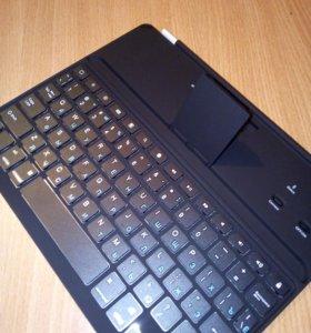 Клавиатура-подставка для планшета беспроводная