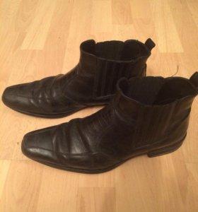 Мужские ботинки Salamander р. 43