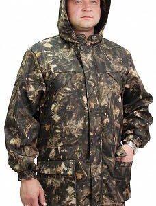 Новый демисезонный костюм для охоты и рыбалки
