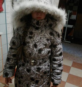 Зимняя болоневая куртка
