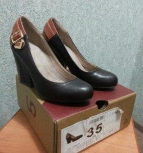 Туфли новые очень удобные