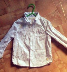 Рубашка Zara 98 размер