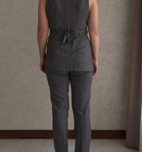 Шерстяной костюм